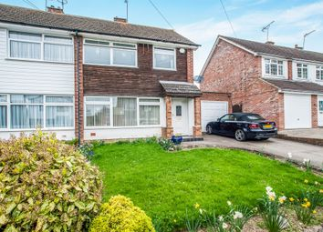 Thumbnail 3 bedroom semi-detached house for sale in Rowan Close, Bricket Wood, St. Albans