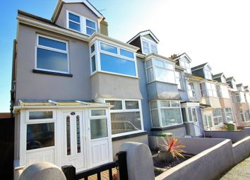 Thumbnail 4 bedroom end terrace house for sale in Second Avenue, Torquay