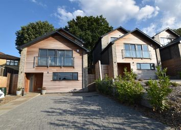 Thumbnail 4 bed detached house for sale in Hillview Road, Rayleigh