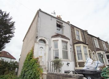 Thumbnail 2 bed terraced house to rent in Grove Road, Fishponds, Bristol