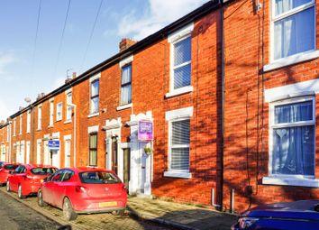 2 bed terraced house for sale in Henderson Street, Preston PR1