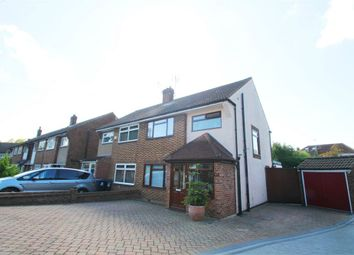 Thumbnail 3 bedroom semi-detached house for sale in Firs Park Gardens, London