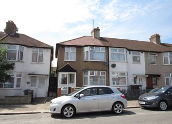 Thumbnail 3 bed end terrace house for sale in Lorne Road, Harrow