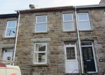 Thumbnail 3 bed terraced house for sale in Heamoor, Penzance, Cornwall