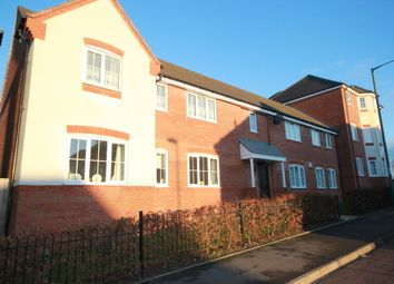 Thumbnail 2 bedroom flat to rent in Bell Tower Close, Walsall