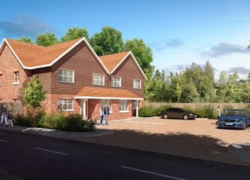Thumbnail 3 bed terraced house for sale in Langton Green, Institute Road, Taplow