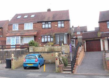 3 bed semi-detached house for sale in Hazel Road, Kingswinford DY6