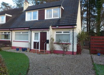 Thumbnail 3 bed end terrace house for sale in 36 Highbank Park, Lochgilphead