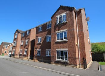 Thumbnail 3 bed flat to rent in Sapphire Street, Mansfield