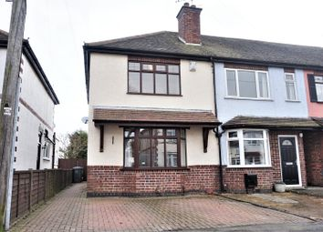 Thumbnail 2 bed end terrace house for sale in Newstead Avenue, Burbage