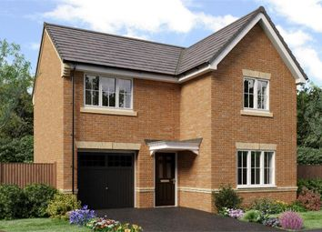 "Thumbnail 3 bedroom detached house for sale in ""The Tweed"" at Weldon Road, Cramlington"
