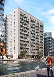 Thumbnail 3 bed flat for sale in 3 Canalside Walk, North Wharf Road, London
