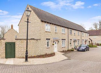 Thumbnail 2 bed end terrace house for sale in Glissard Way, Bradwell Village, Nr Burford, Oxfordshire