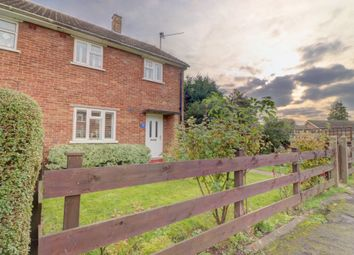 Thumbnail 3 bedroom semi-detached house for sale in Church Road, Friday Bridge, Wisbech