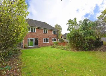 Thumbnail 4 bed detached house for sale in Fennel Close, Chineham, Basingstoke
