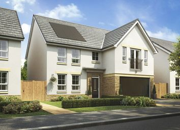 Thumbnail 4 bed detached house for sale in Malletsheugh Road, Newton Mearns, Glasgow
