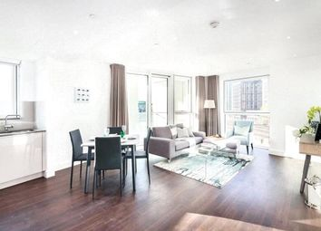 Thumbnail 2 bed flat to rent in Haydn Tower, 50 Wandsworth Road