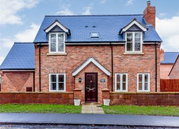 Thumbnail 4 bed detached house for sale in Cotwall Road, High Ercall, Telford, Shropshire