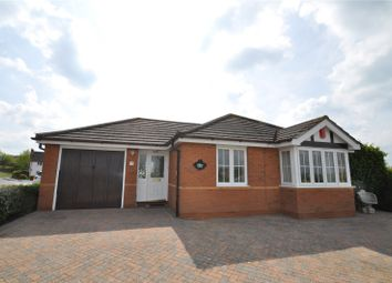 Thumbnail 3 bed bungalow for sale in Oak Tree Drive, Cutnall Green, Droitwich, Worcestershire
