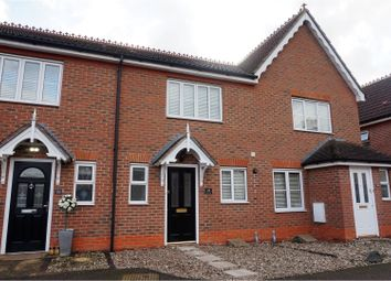 Thumbnail 2 bed terraced house for sale in Malkin Drive, Harlow