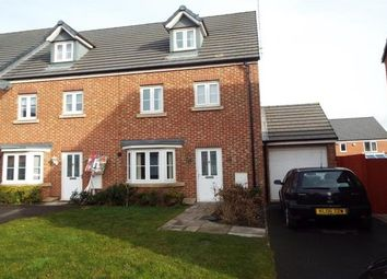 Thumbnail 4 bed property to rent in Reedmace Walk, Keele