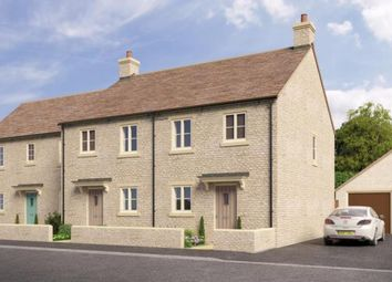 Thumbnail 3 bedroom terraced house for sale in Highfields, London Road, Tetbury, Gloucestershire