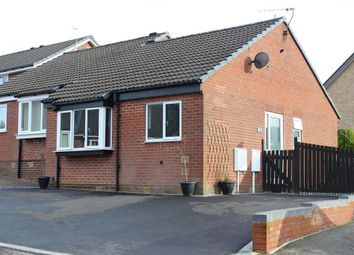 Thumbnail 2 bed semi-detached bungalow for sale in Creswick Close, Walton, Chesterfield
