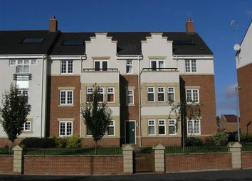 Thumbnail 1 bed flat to rent in Moorcroft House, Archdale Close, Chesterfield, Derbyshire