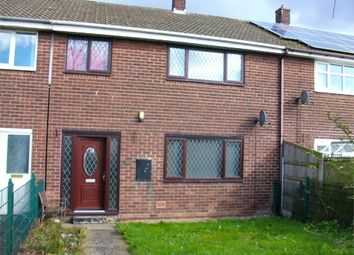 Thumbnail 3 bed terraced house for sale in 45 Grasmere Road, Knottingley, West Yorkshire