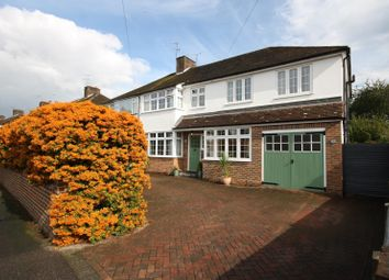 Thumbnail 4 bed property for sale in Hitchings Way, Reigate