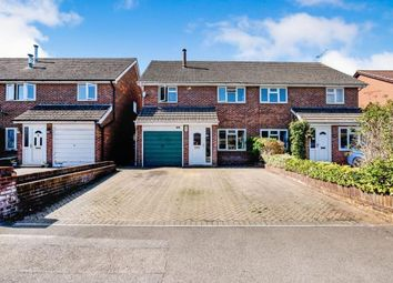 Thumbnail 3 bedroom semi-detached house for sale in Princes Road, Petersfield