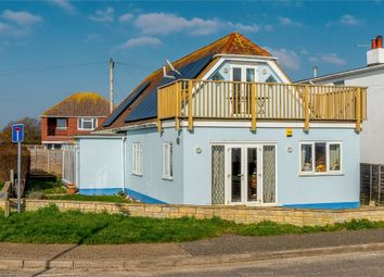 Thumbnail 4 bed detached bungalow for sale in East Beach Road, Selsey, Chichester, West Sussex