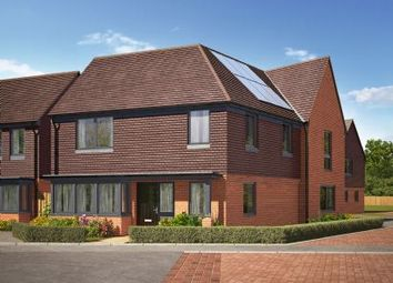 Thumbnail 4 bedroom detached house for sale in Scholars Grange, New Road, Swanmore