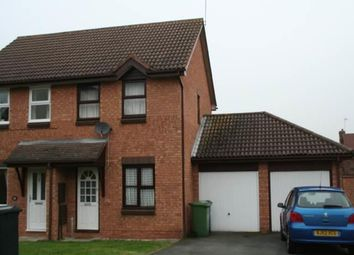 Thumbnail 2 bed property to rent in Hill Wood Close, Lyppard Hanford, Worcester