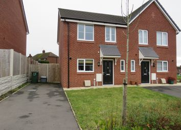 Thumbnail 3 bed semi-detached house for sale in Pelton Close, Barnton, Northwich