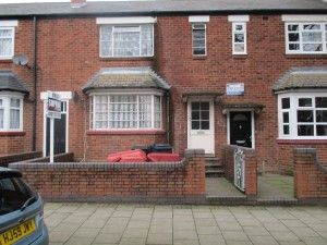 Thumbnail 5 bedroom terraced house to rent in Hatfield Road, Handsworth, Birmingham