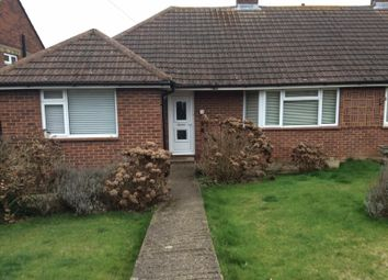 Thumbnail 3 bed semi-detached bungalow to rent in Hillary Road, Penenden Heath, Maidstone