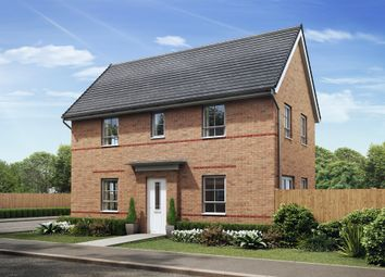 "Thumbnail 3 bed detached house for sale in ""Moresby"" at Townfields Road, Winsford"