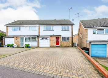 Thumbnail 4 bed semi-detached house for sale in Penrose Avenue, Watford