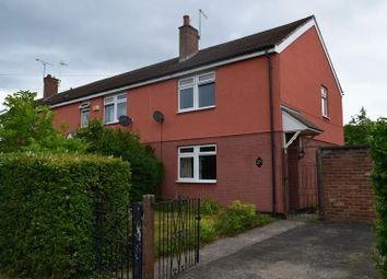 Thumbnail 2 bed semi-detached house for sale in Morton Road, Blacon, Chester