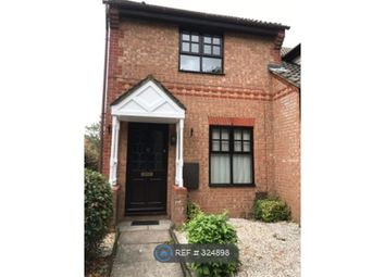 Thumbnail 2 bed semi-detached house to rent in Greenside Hill, Emerson Valley, Milton Keynes