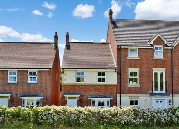 Thumbnail 3 bed semi-detached house for sale in Sandleford Lane, Greenham, Thatcham