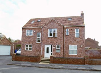 Thumbnail 6 bed detached house for sale in Foxwell House, Station Road, Keyingham