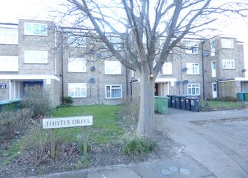 Thumbnail 1 bed flat to rent in Thistle Drive, Stanground