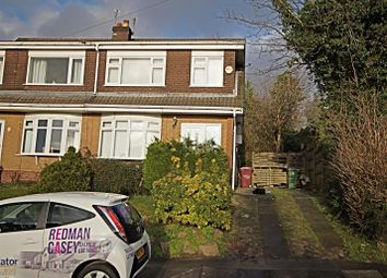 Thumbnail 3 bed semi-detached house to rent in Fairways, Horwich, Bolton