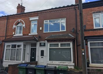 Thumbnail 3 bed terraced house to rent in Milcote Road, Smethwick