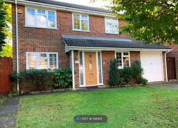 Thumbnail 4 bed detached house to rent in Squirrels Close, Uxbridge