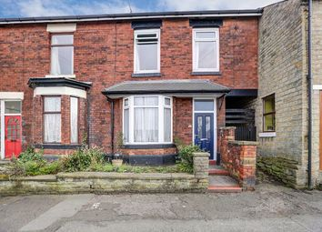 Thumbnail 4 bed terraced house for sale in Stockport Road, Hyde