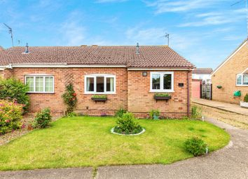 Thumbnail 2 bed semi-detached bungalow for sale in Laywood Close, Raunds, Wellingborough