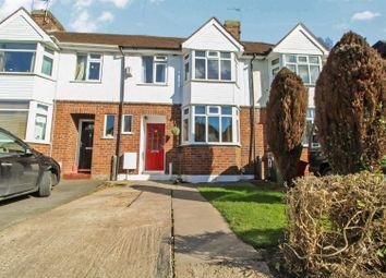 Taylor Avenue, Leamington Spa CV32. 3 bed terraced house for sale